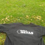 camiseta Cesta y Setas