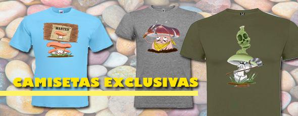 Camisetas de setas